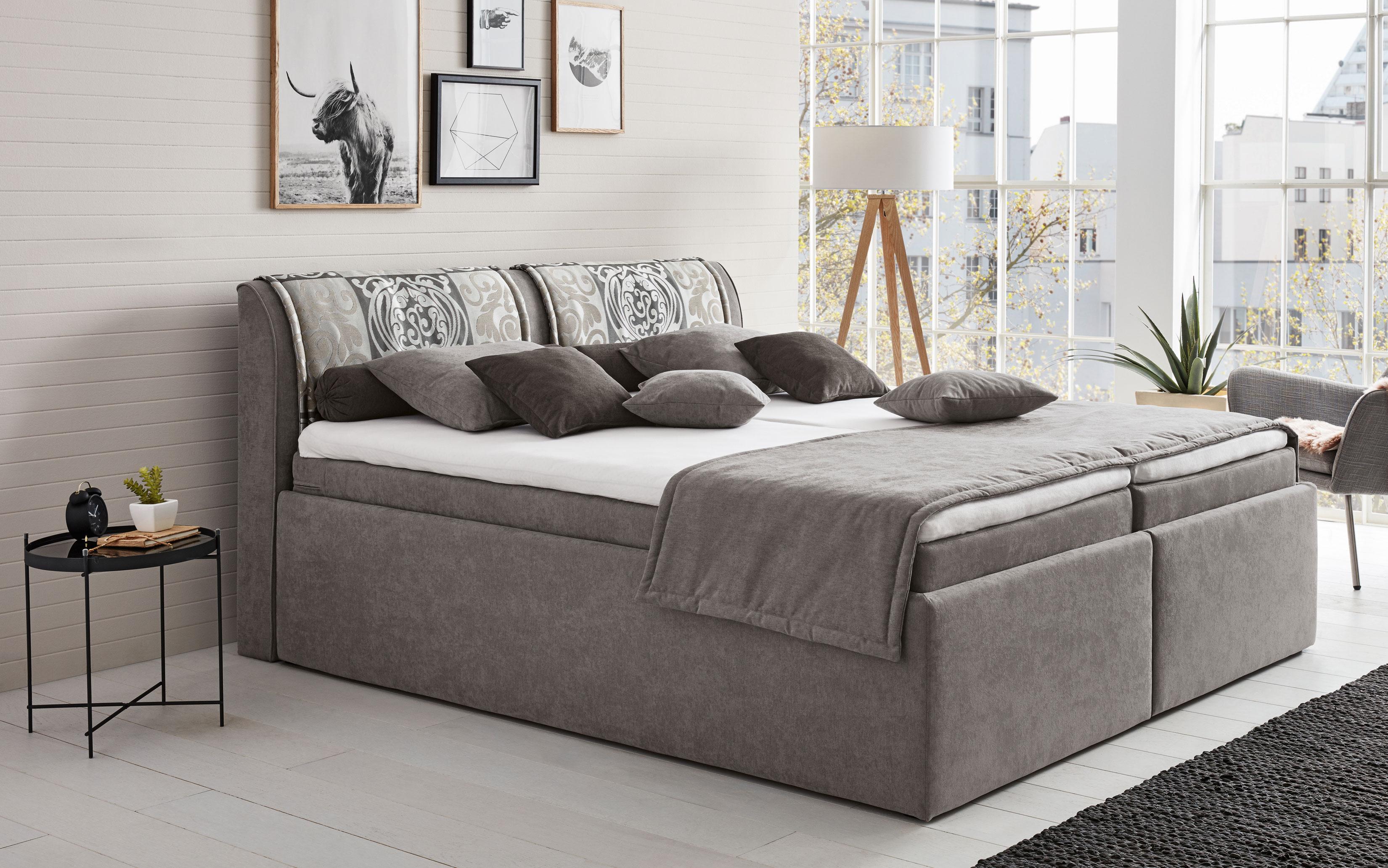 hapo leona polsterbett 180x200 cm mit bettkasten viele. Black Bedroom Furniture Sets. Home Design Ideas