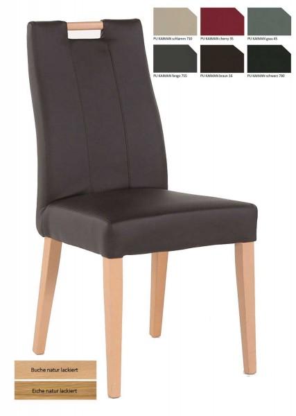 Standard Furniture Jana Polsterstuhl Kunstleder viele Farben