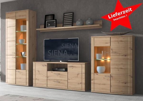 RMI Siena günstige Wohnwand artisan oak kurzfristig