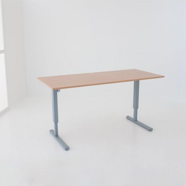 ConSet Schreibtisch STEH/sitz 65kg