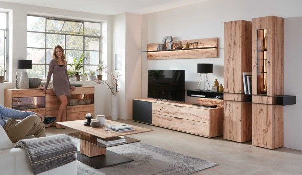 hartmann talis wohnzimmerm bel massiv riffbuche selbst. Black Bedroom Furniture Sets. Home Design Ideas