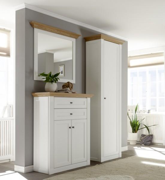 Maisonette Garderoben von Wehrsdorfer mit Schuhschrank | Möbelmeile24