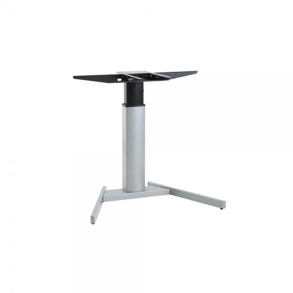 ConSet Schreibtischgestell STEH/sitz Basic 1-säulig 100kg