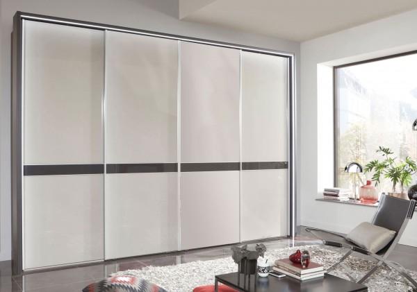 Wiemann Rialto Panorama Kleiderschrank Glas kurzfristig