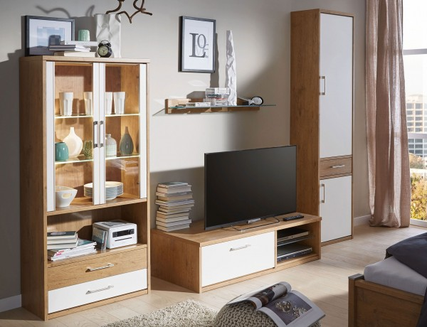Achat günstige Wohnwand in vielen Farben individuell