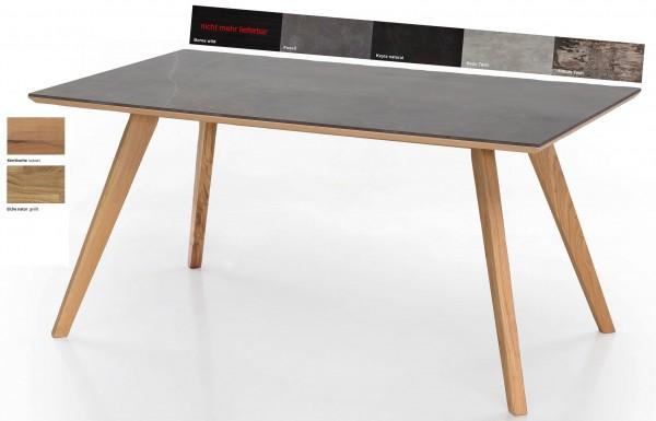 Standard Furniture Trondheim Holztisch mit Dektonplatte