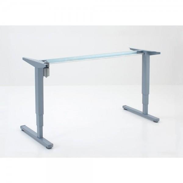 ConSet Schreibtischgestell STEH/sitz 100kg eckig