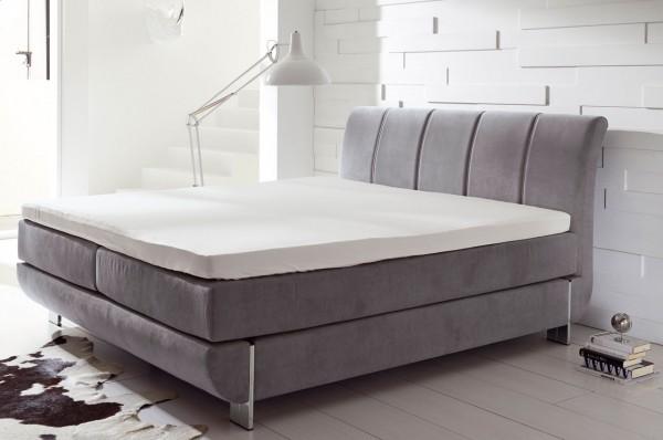 hapo ronda boxspringbett 180x200 cm in vielen farben m belmeile24. Black Bedroom Furniture Sets. Home Design Ideas