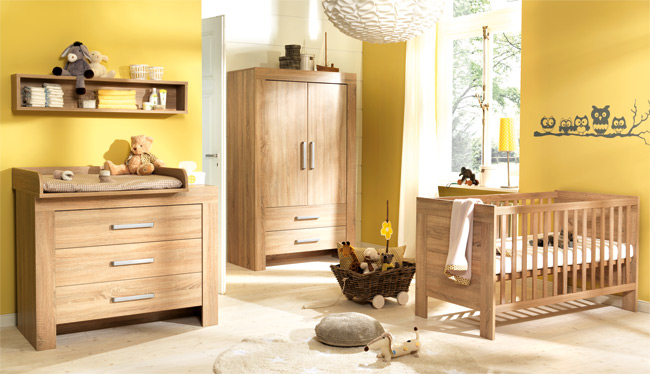 wellem bel leopold babyzimmer komplett wildeiche individuell einrichten m belmeile24. Black Bedroom Furniture Sets. Home Design Ideas