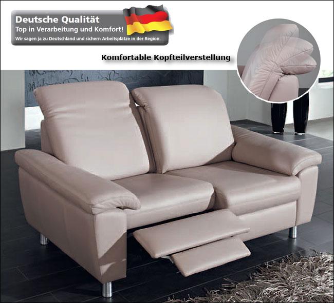 Dietsch Cortina Leder Relaxsofa Leder O Textil Wählbar Möbelmeile24