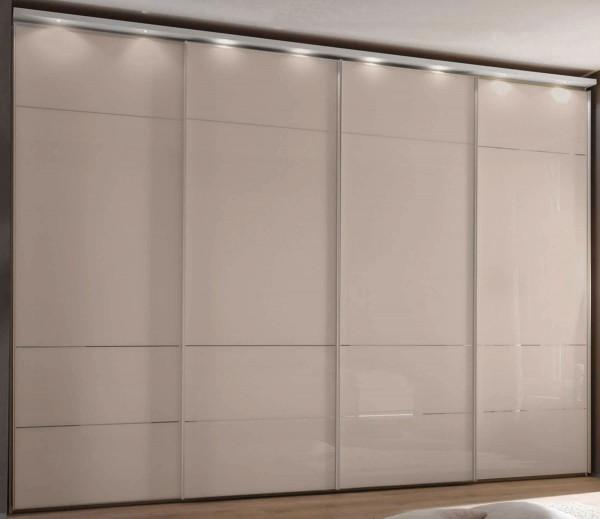 Staud Sonate Lucca Panoramaschrank Glas viele Farben Breite 298 cm