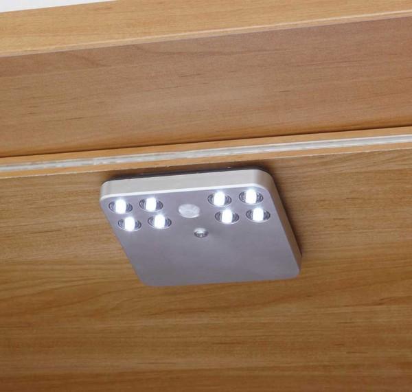 Wiemann LED Innenbeleuchtung mit Bewegungsmelder für Kleiderschränke