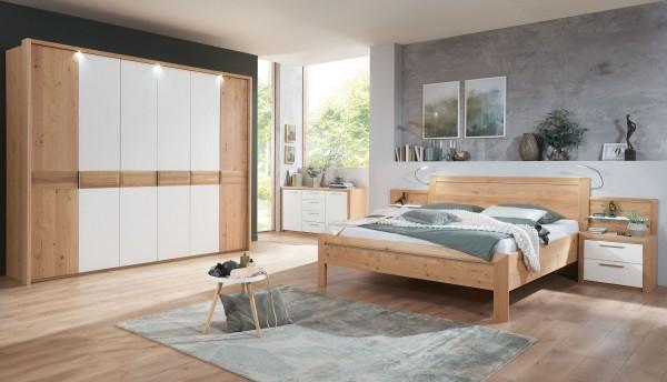 Disselkamp Cavalino Schlafzimmer mit Echtholzfurnier kurzfristig