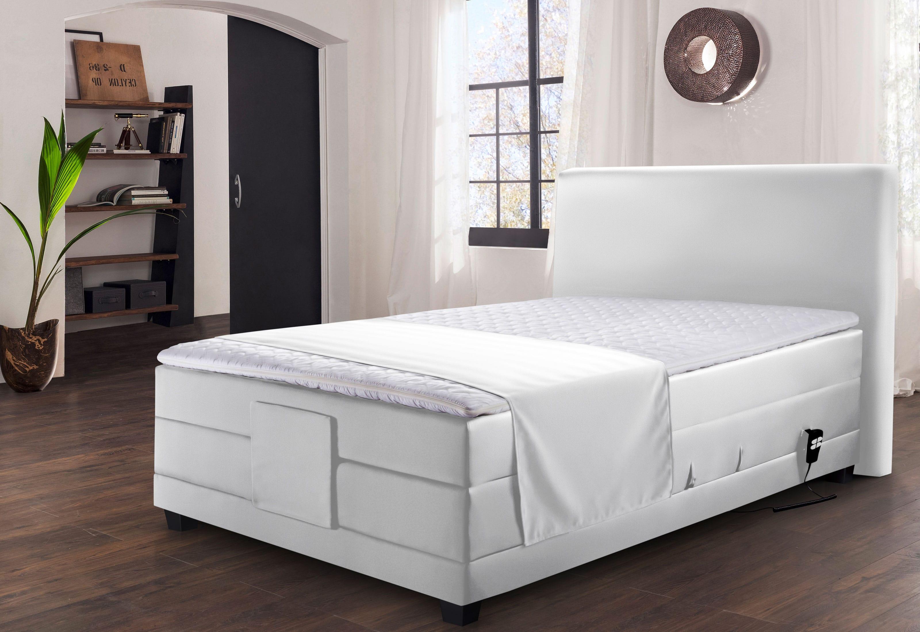 winkle madrid elektrisch verstellbares boxspringbett. Black Bedroom Furniture Sets. Home Design Ideas
