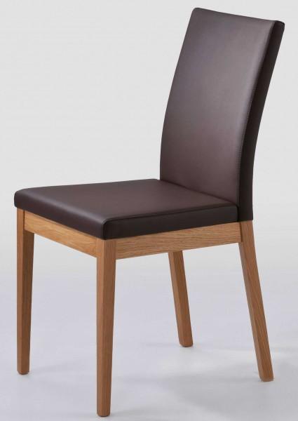 Schösswender Oviedo Esszimmerstühle wildeiche Bezug variabel