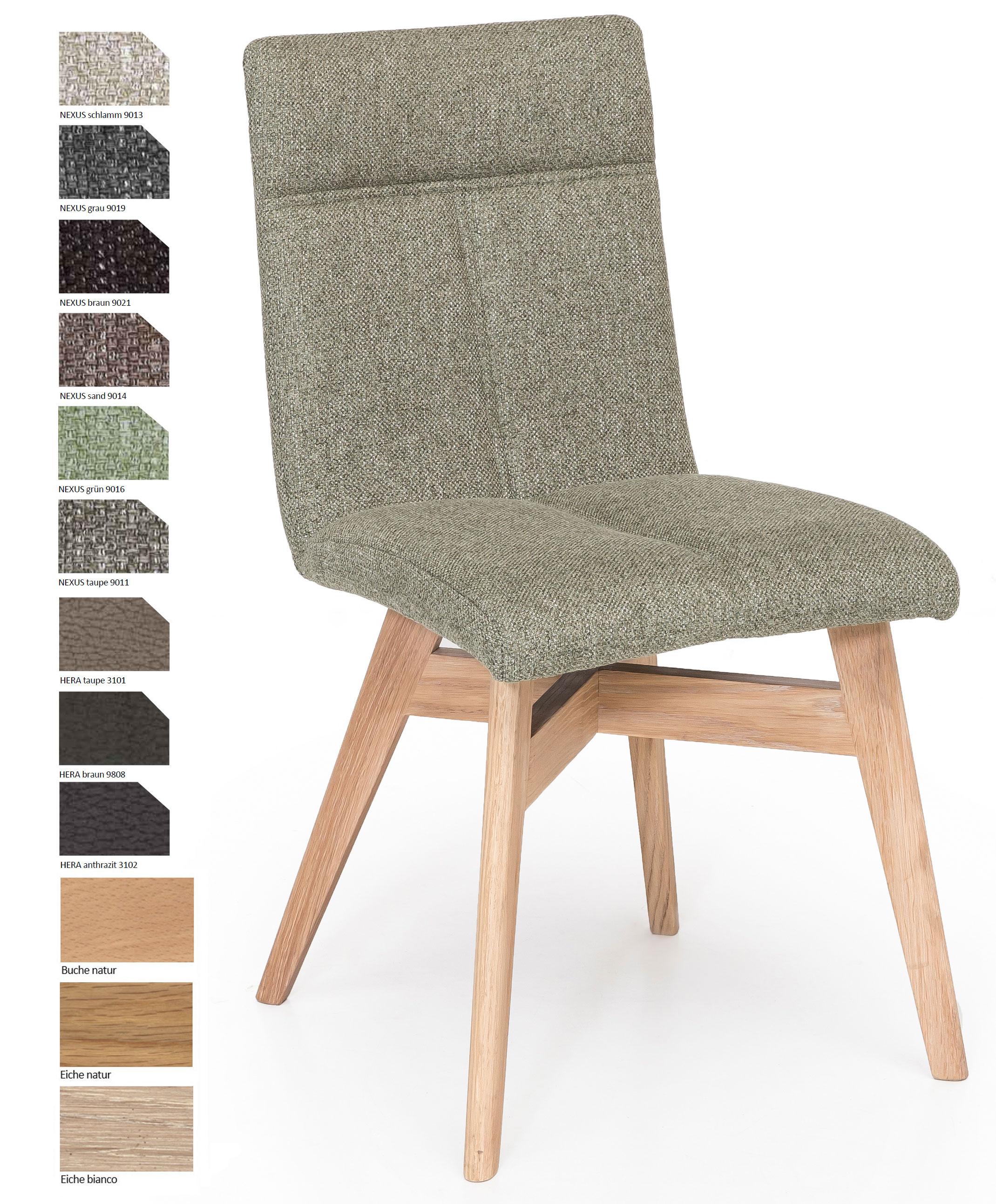 Standard Furniture Arona Polsterstuhl In Vielen Farben Mobelmeile24