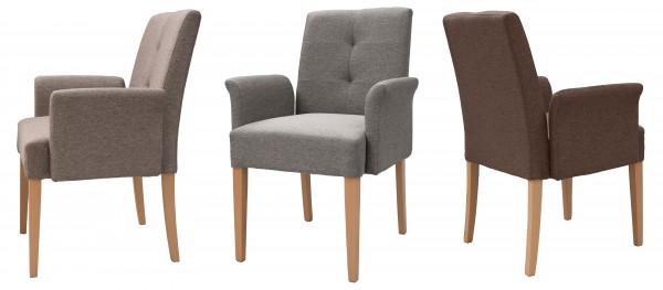Standard Furniture Agra2 Stuhlsessel in vielen Farben