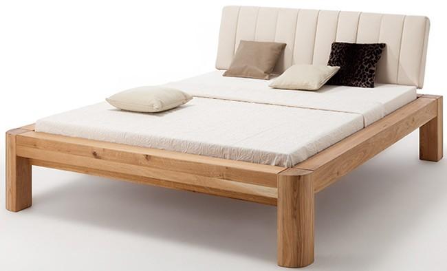 Starwood Bett Holz maaStarwood Massivholz Bett wildeiche 100x200 bis ...