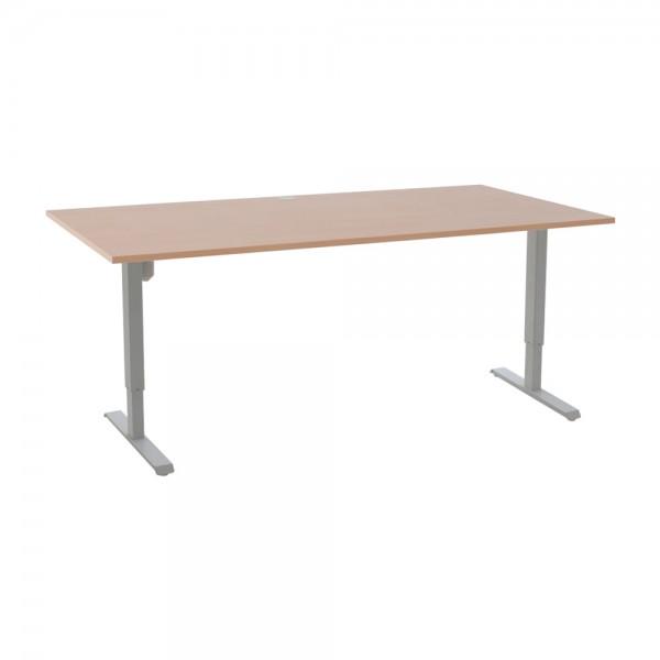 ConSet Schreibtisch STEH/sitz 80kg
