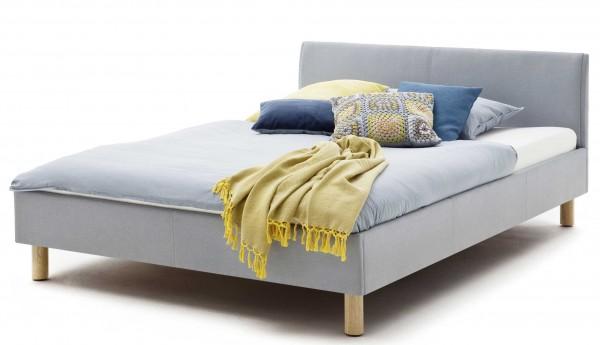 Meise Lena günstiges Polsterbett 120x200 oder 140x200 cm in 3 Farben