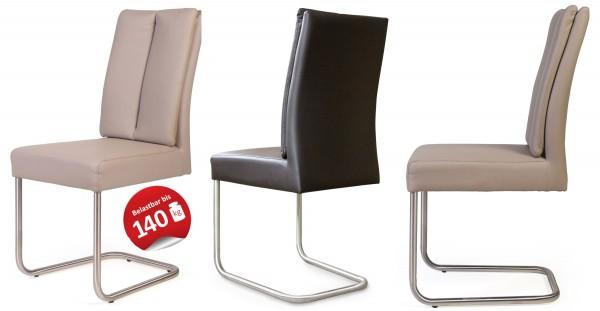 Standard Furniture Timmy Freischwinger Kunstleder u. mehr