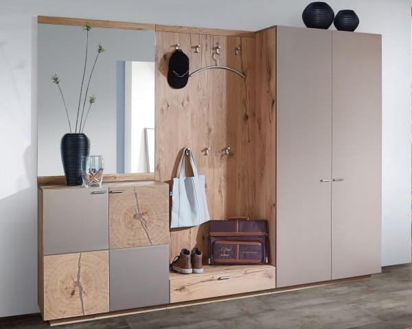 Schröder Kitzalm Living Garderobeset Alteiche