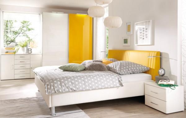 Welle Kleiderschrankwunder KSW 5+ Schlafzimmer Hochglanz komplett