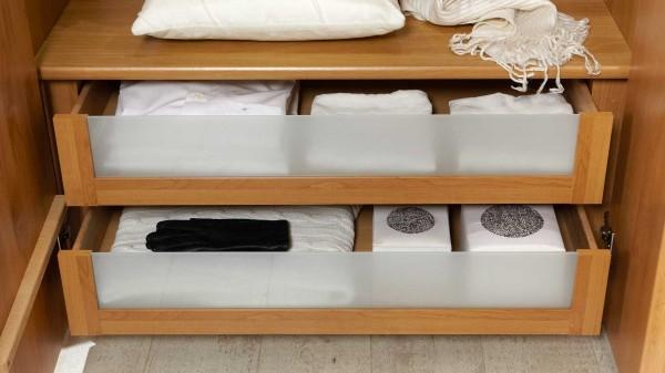 Wiemann 2er Schubkasteneinsatz für Kleiderschränke