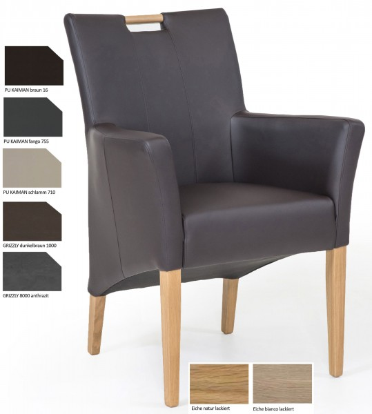 Standard Furniture Bastian Sessel in versch. Farben