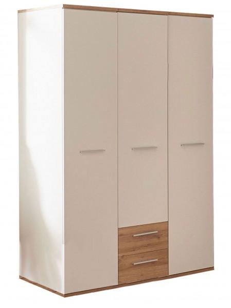 New York Jugendzimmer Kleiderschrank mit Schubladen variabel
