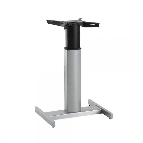 ConSet Schreibtischgestell STEH/sitz Center 1-säulig 100kg