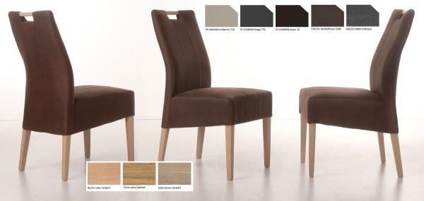 Standard Furniture Vigo Polsterstühle mit Griff in versch. Farben