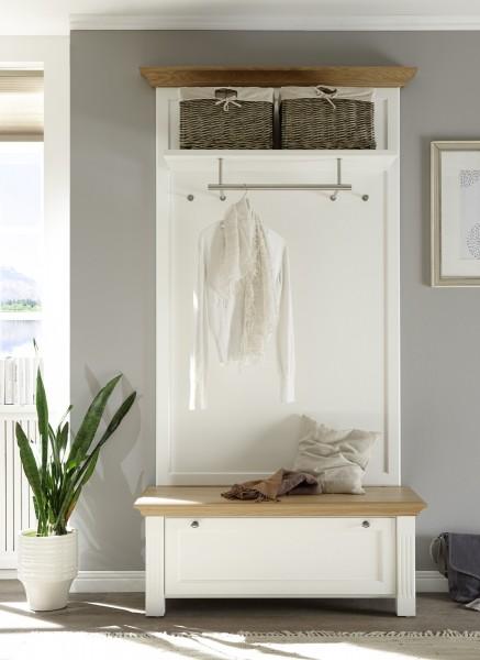 Wehrsdorfer Garderobe Maisonette