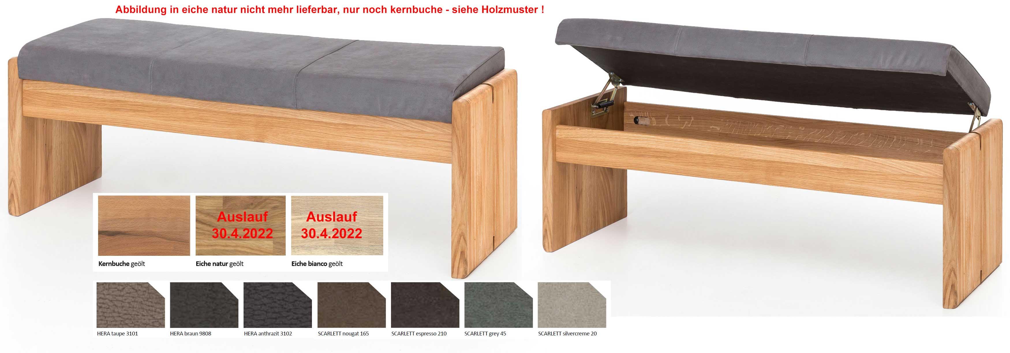 Standard Furniture Stockholm Polsterbank Massiv Mit Stauraum Mobelmeile24