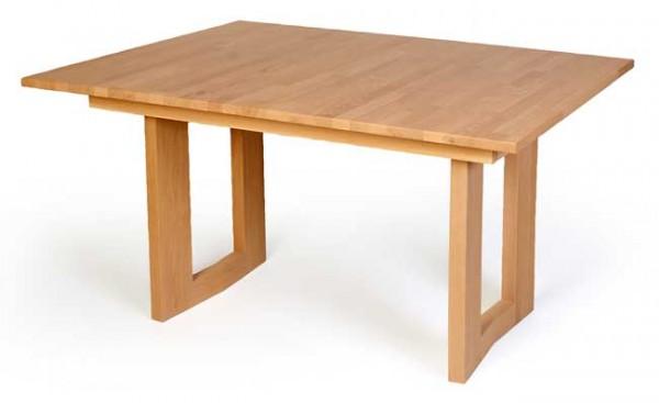 standard furniture komforto esstisch massivholz ausziehbar oder fest m belmeile24. Black Bedroom Furniture Sets. Home Design Ideas