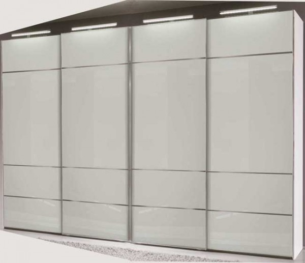 Staud Sinfonie Plus Panoramaschrank Glas wählbar