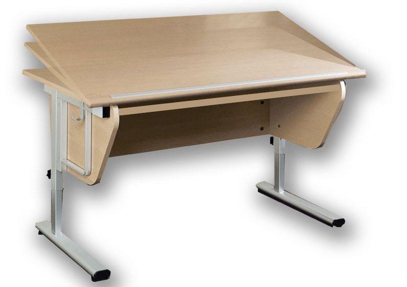 Priess Achat Junior Schreibtisch verstellbar eiche