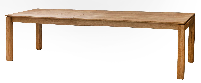 Standard Furniture Kandel XXL Massivholztisch ausziehbar eiche