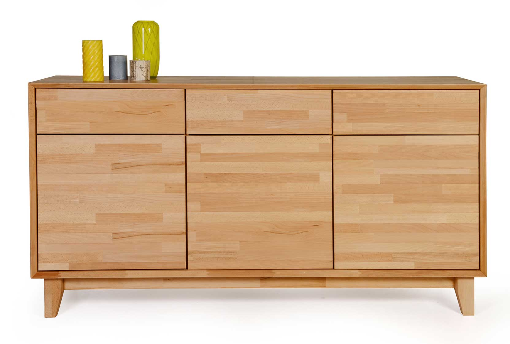 Standard Furniture Numero Uno Sideboard massiv kernbuche