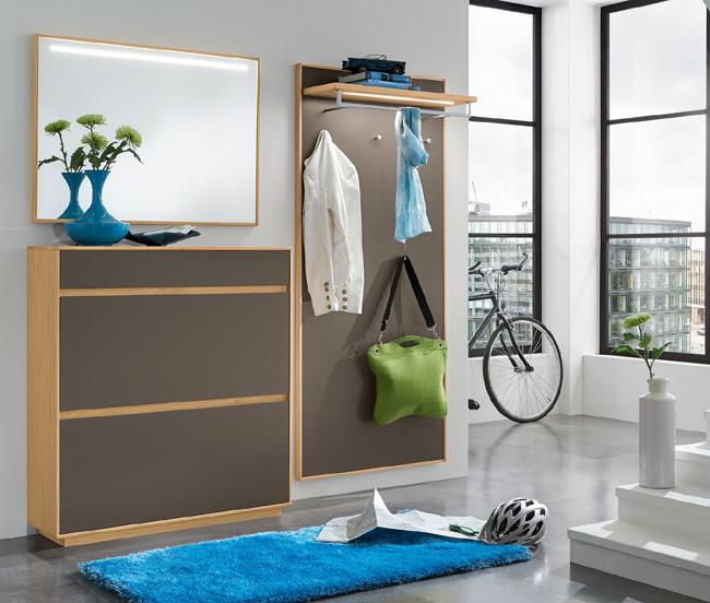 Garderoben - Dielenprogramm V100 von voss